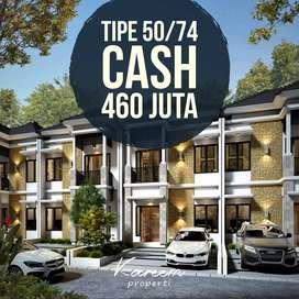 Rumah Syariah di Karawang Harga 460 Juta CASH
