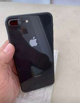 IPhone 8 plus 256gb pta proved complete box