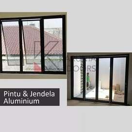 Pintu / Jendela / Boven Alumunium