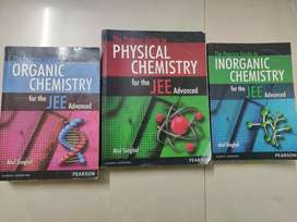 Pearson guides FOR THE JEE ADVANCED CHEMISTRY