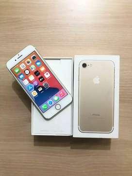 Termurah iPhone 7 32gb gold ibox