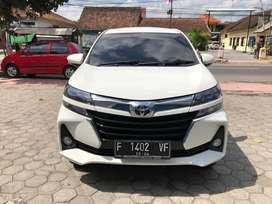 Toyota New Avanza G 2019 Bulan 12 Seperti Baru