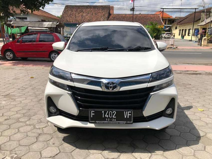 Toyota New Avanza G 2019 Bulan 12 Seperti Baru 0