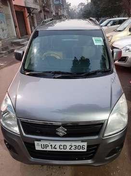 Maruti Suzuki Wagon R VXi BS-III, 2014, CNG & Hybrids