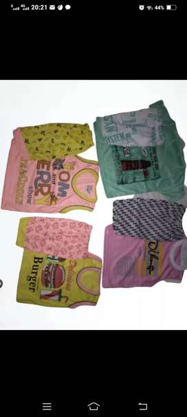 Baby and baba suits available .