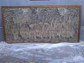 Lukisan karya wayan munut ubud bali