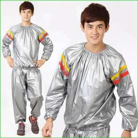 Pakaian Olahraga Sauna Suit - Baju Pelangsing Pembakar Lemak