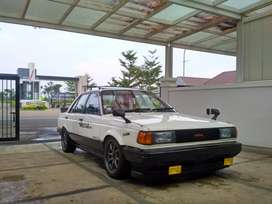 Nissan sentra 1989 INTIAL-D Sunroof