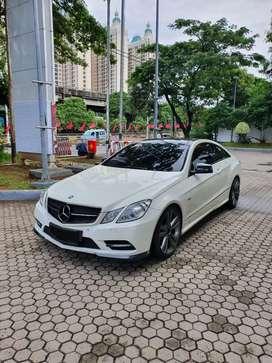 Mercedes Benz E250 Coupe AMG 2011