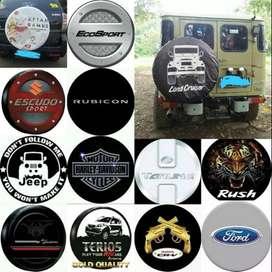 Cover/Sarung Ban Terios/Jimny/Ford Ecosport/Rush/Spektakuler ivan taft