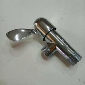 Stop Kran Kloset . Stop kran wastafel YUTA Stainless steel  Anti karat