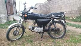 Hero bike Cd70