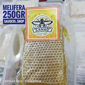 promo madu sarang 250gr dari sanad natural honey