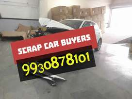 SCRAP -- dead n old unused scrapcar BUYERS