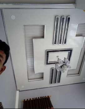 Plafon PVC paling terjangkau