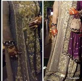 Walima dress maxi in great condition