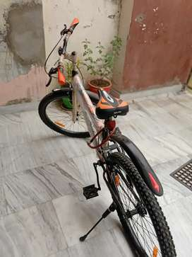 Brand new cycle.. 26 inch..10 days old..very smooth, comfortable