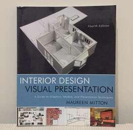 Buku Interior Design Visual Presentation