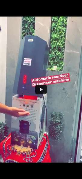 Hand Sanitizer  machines
