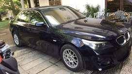 BMW 520i tahun 2004 plat Z - khusus Batam