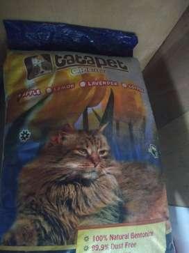 Pasir Tatapet 20kg Pasir kucing