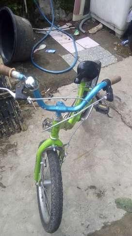 Sepeda anak model cewek cowok
