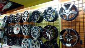 Seat cover , Alloy wheels , Tyres , and Accessories