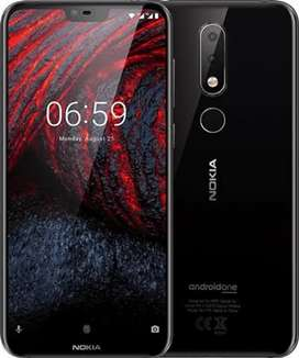Wanna sell new branded Nokia 6.1 plus in warranty 6 GB ram & 64 GB