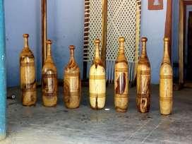 Indian Club Bell ( கரலா கட்டை )