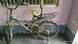 Ambush Hercules kids bicycle 1800/-