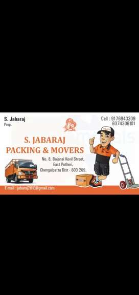 PACKING & MOVERS