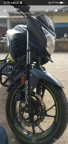 Cb hornet bike
