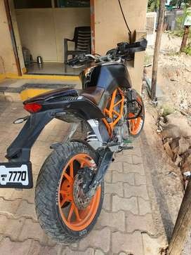 Ktm duke 390 abs for sell