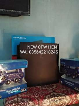 PS3 Slim NEW 160GB FULLGAME