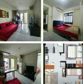Dijual cpt/murah Apartemen 2 Br,F Furnish dekat Mall Kelapa Gading