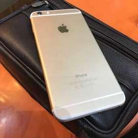 iphone 6 plus 64gb gold fullset ori