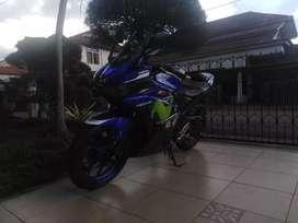 Yamaha r25 2016 movistar