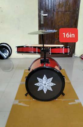 "Drum mini 16"" murah"