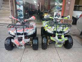 Dubai Import 110cc Atv Quad 4 Wheels Bike Deliver In All Pakistan