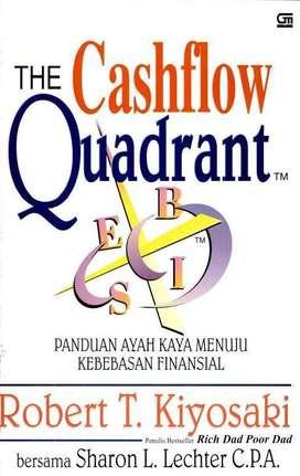 Cashflow Quadrant:Panduan Ayah Kaya Menuju Kebebasan Finansial Baru