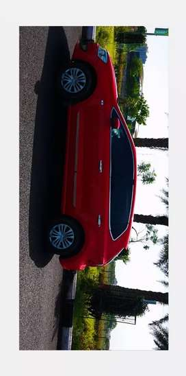 Volkswagen Polo 2012 Diesel Well Maintained Blood Red Colour