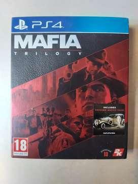 PS4 Game Mafia Trilogy