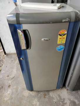 Whirlpool grey sd 180 Litr