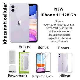 PROMO 22 !! NEW IPHONE 11 128 GB