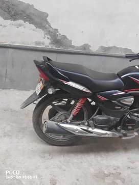 Honda CB Shine Only 1 year 5 months old @55000