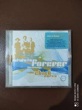 CD Jazz GRP, Yellowjackets, RTF