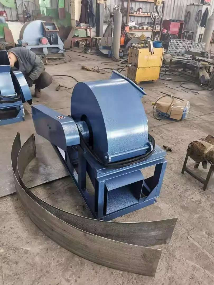 Wood crusher machine made in China 0