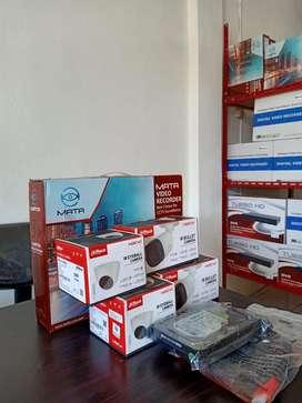 Super hemat cctv paket lengkap ready