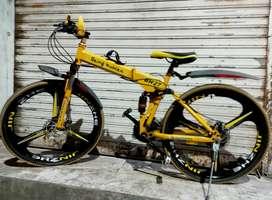 Mac Wheel Bicycle Being