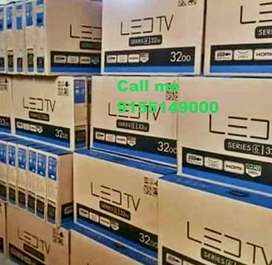 सबसे सस्ता New 24 inch To 50 inch Seal pack Led Tv With 2Year Warranty